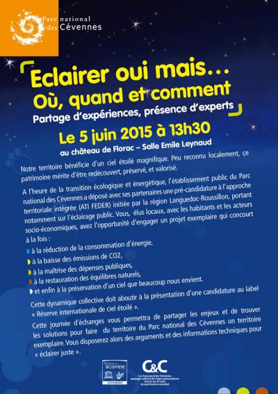 Couverture flyer Eclairer juste