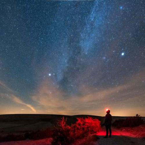 Ciel étoilé © Etienne JAMMES