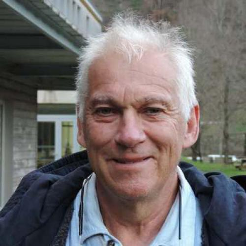 Philippe Galzin, président du Conseil économique, social et culturel du Parc national des Cévennes © PNC