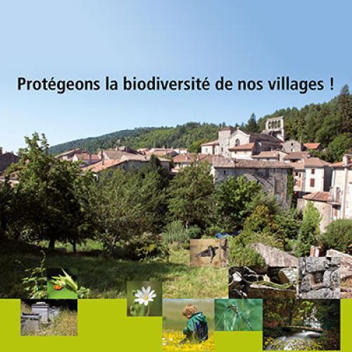 Trophées 2017 : protégeons la biodiversité de nos villages !