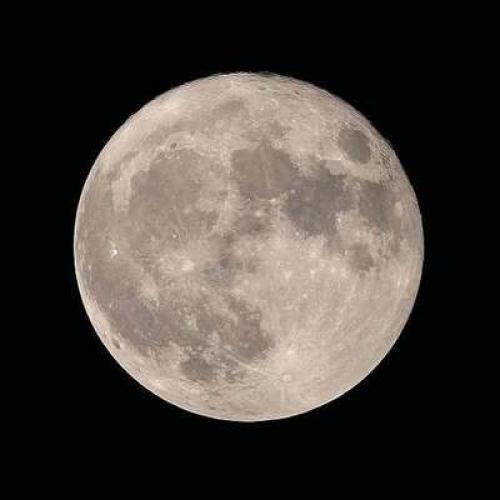 Super lune du 14 novembre 2016 © Bruno Daversin PNC