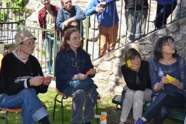 Des participants de l'atelier participatif à Vialas © Éric Dessoliers