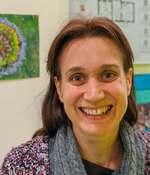 Nathalie Roux directrice de l'école primaire de Vébron