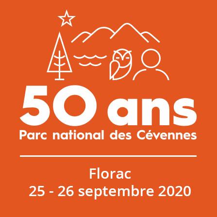 50ème anniversaire du Parc national des Cévennes - 25 et 26 septembre 2020